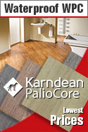In stock special karndean paliocore wpc waterproof flooring