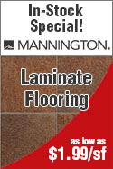 In-stock special mannington revolutions sedona red rock