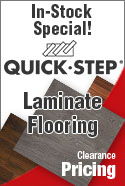 In-stock special quick-step laminate floors
