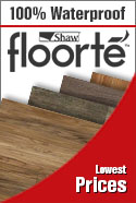 In stock special shaw floorte wpc waterproof flooring