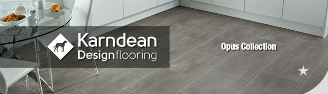 Karndean Opus collection Luxury Vinyl Tile Flooring on sale at American Carpet Wholesale with huge savings!