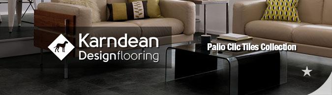 Karndean Vinyl Flooring Palio Clic Tile Collection Save 30 60