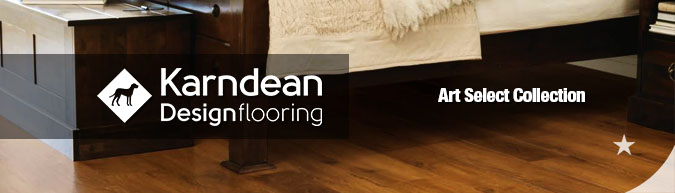 Karndean Art Select Luxury Vinyl Plank Flooring on sale at American Carpet Wholesale with huge savings!