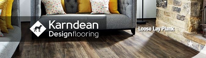 karndean vinyl flooring - loose lay plank collection- save 30-60%