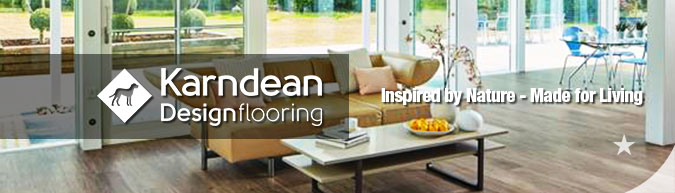 Karndean Luxury Vinyl Plank Flooring on sale at American Carpet Wholesale with huge savings!