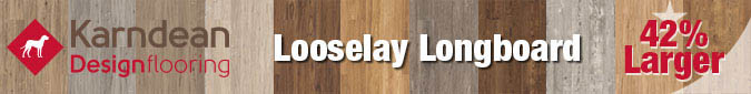 In stock special karndean looselay waterproof plank flooring