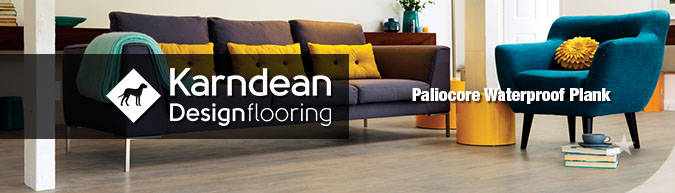 Karndean paliocore waterproof flooring collection