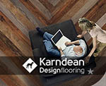 Karndean vinyl plank and tile flooring selections at american carpet wholesalers