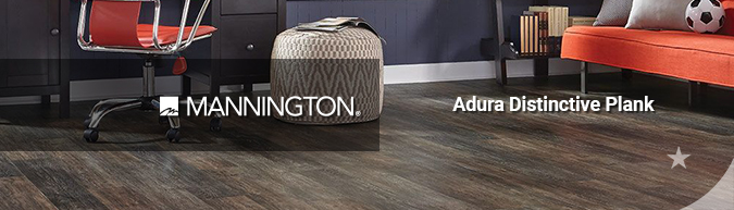 Mannington Adura Distinctive Luxury Vinyl Plank flooring on sale at American Carpet Wholesale with huge savings! Save 30 to 60%