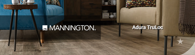 Mannington Adura TruLoc tile flooring on sale at American Carpet Wholesale with huge savings! Save 30 to 60%