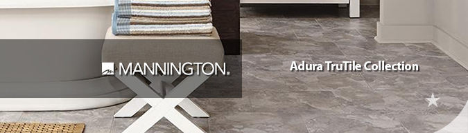 Mannington Adura TruTile Luxury Vinyl Tile Flooring on sale at American Carpet Wholesale with huge savings! Save 30 to 60%