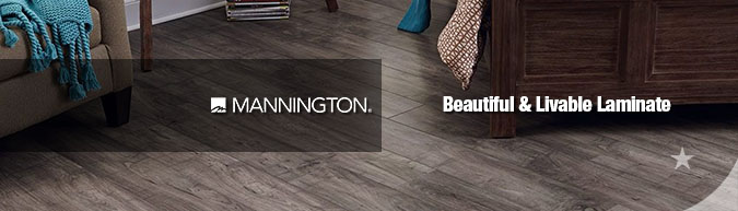 Mannington Laminate Flooring at Huge Savings! Order Today!