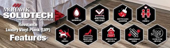 vinyl plank flooring brands revelance plank mohawk solidtech luxury vinyl flooring mohawk