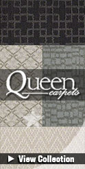 Queen carpeting by shaw collection