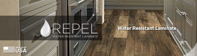 Shaw Repel water resistant laminate waterproof flooring collection on sale at American Carpet Wholesale with huge savings! Save 30 to 60%