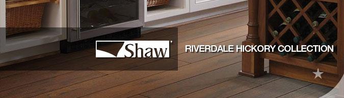 Shaw Riverdale Hickory Laminate Flooring Save 30 60