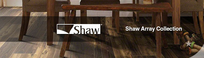 Shaw array collection laminate flooring sale