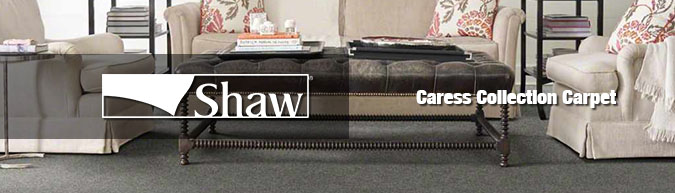 Shaw caress carpet collections on sale