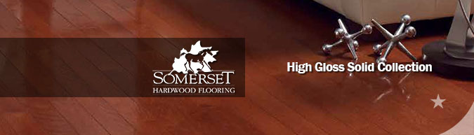 Somerset High Gloss Solid hardwood flooring collection on sale at American Carpet Wholesale - Save 30-60%