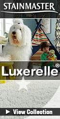In stock special luxerelle stain proof carpet