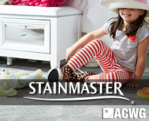 Stainmaster stain resistant carpeting at American Carpet wholesale