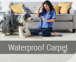Waterproof carpet selections at american carpet wholesalers