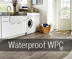 Waterproof wpc flooring selections at american carpet wholesalers