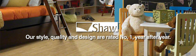 Why choose Shaw luxury vinyl plank and tile