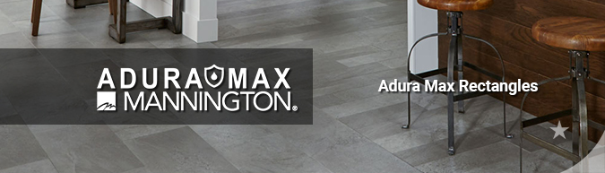 Mannington Adura Max Rectangles tile flooring on sale at American Carpet Wholesale with huge savings! Save 30 to 60%