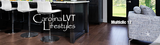 Carolina Lifestyles multiclic-12 Luxury Vinyl Flooring collection on sale at American Carpet Wholesale with huge savings!