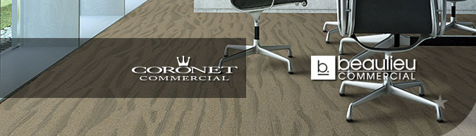 coronet commercial carpet by beaulieu collection on sale