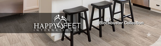 happy feet international blockbuster luxury vinyl flooring collection sale
