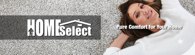 homeselect carpet styles save 30-60% on sale