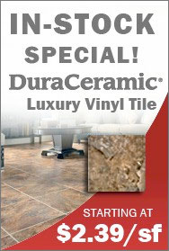 Congoleum DuraCeramic Lowest Prices. In Stock For Immediate Installation or Shipping!
