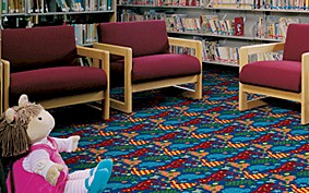 Joy Carpets, Area Rugs, Modular tiles