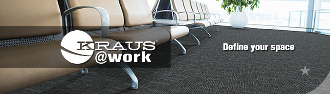 carpet tile modular flooring products by Kraus @ work on sale