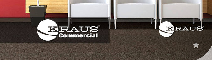 Kraus commercial carpeting at huge discounts