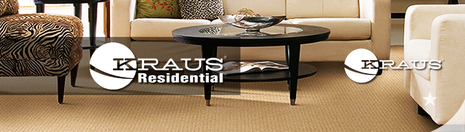 Kraus residential carpet at discount prices