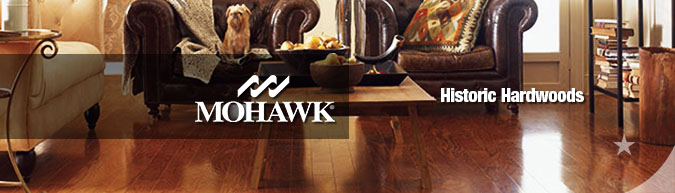 mohawk premium hardwood flooring collection on sale