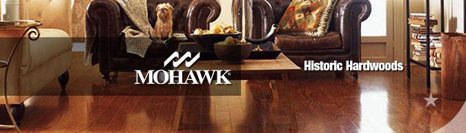 Mohawk Premium Hardwood Flooring Collection On