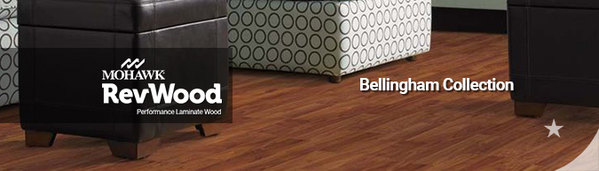 mohawk RevWood Bellingham Laminate Wood flooring collection on sale
