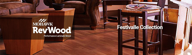 mohawk RevWood Festivalle Collection Laminate Wood flooring collection on sale
