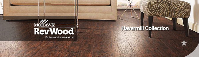 mohawk RevWood Havermill Collection Laminate Wood flooring collection on sale