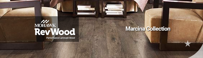 mohawk RevWood Marcina Collection Laminate Wood flooring collection on sale