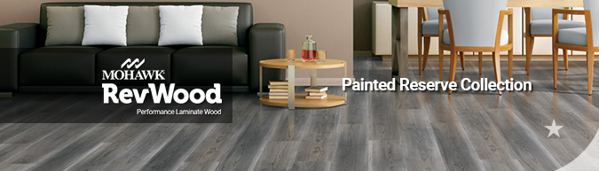 mohawk RevWood Painted Reserve Collection Laminate Wood flooring collection on sale