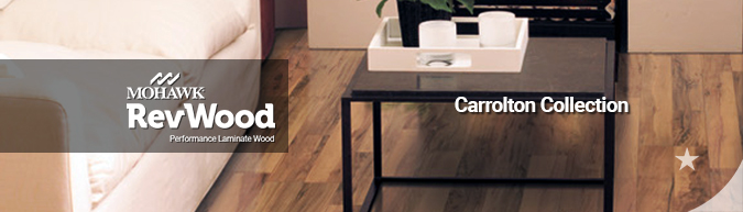 mohawk RevWood Carrolton Collection Laminate Wood flooring collection on sale
