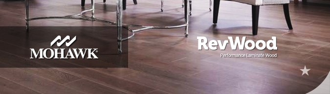 mohawk RevWood Laminate Wood flooring collection on sale