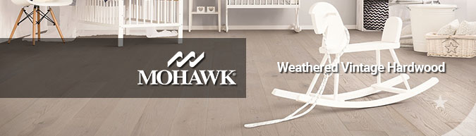 mohawk weathered vintage premium hardwood flooring collection on sale