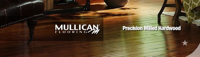 mullican premium hardwood flooring collection