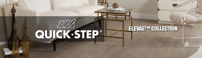 quick-step elevae laminate flooring collection sale at American Carpet Wholesale with huge savings!